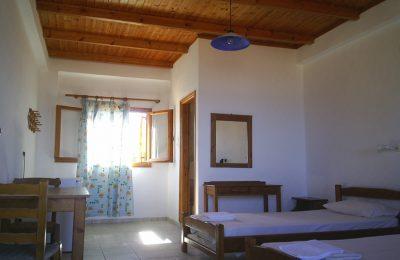 Ενοικιαζόμενα δωμάτια στην Γαύδο