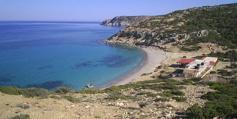 Παραλίες στην Γαύδο | Κόρφος